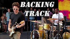 John Mayer - Who did you think I was backing track by BluEsMannus