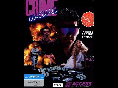Crime Wave by Access 1990