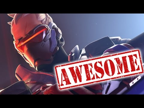 AWESOME BACK AND FORTH OVERWATCH MATCH!