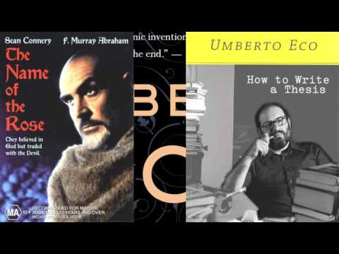 Umberto Eco - Short Documentary