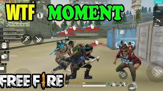 WTF moment|| Free fire tricks and tips|| Run Gaming🎮