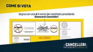 Come votare il MoVimento 5 Stelle alle Elezioni regionali in Sicilia