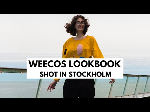 Weecos Lookbook // Shot in Stockholm