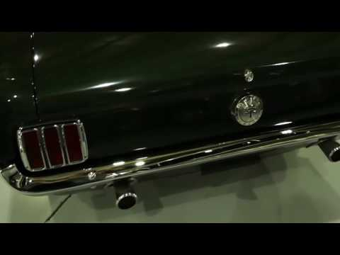 1966 Ford Mustang - G.T - HIGH PERFORMANCE CONVERTIBLE - FOR SALE
