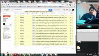 1 (Gmail) How to delete Bulk mails from Gmail ?