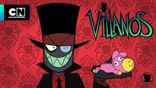 Videos de orientacion para villanos: Los casos perdidos de Elmore | Villanos | Cartoon Network