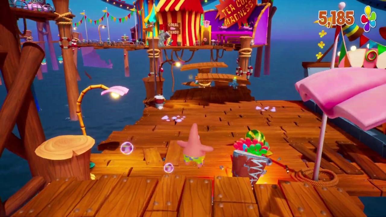SpongeBob SquarePants: Battle for Bikini Bottom - Rehydrated - Patrick - No, this is Patrick.  SpongeBob SquarePants: Battle for Bikini Bottom - Rehydrated releases on June 23, 2020! Get it here: https://rehydrated.thqnordic.com/#ord