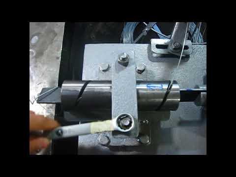 Видео Сетка рабица в полимерном покрытии