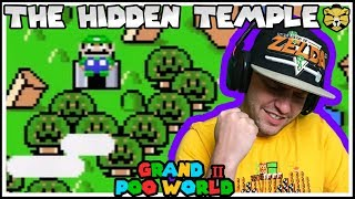 An Escape Room Inside The Game? GRAND POO WORLD 2 Mario Romhack Part 16