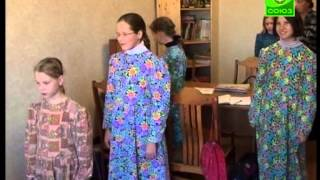 Приют при Свято-Алексиевском монастыре в Саратове(Сейчас в нем живут шесть девочек. Съемочная группа наших коллег провела один день вместе с воспитанницами..., 2012-10-18T10:07:06.000Z)