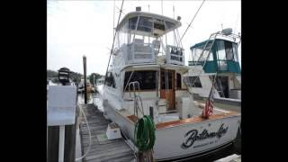 1989 44 foot Ocean Yachts 44 Super Sport Power boat for sale in Great Neck, NY. $149,999.