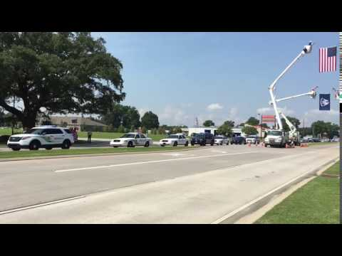 Officer Matthew Gerald Funeral Procession