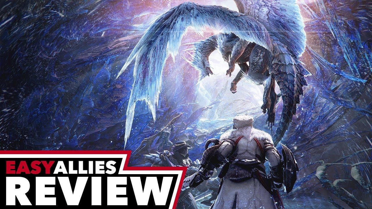Monster Hunter World: Iceborne - Easy Allies Review