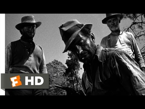The Treasure of the Sierra Madre (4/10) Movie CLIP - Gila Mo