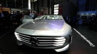 Çılgın Otomobil: Mercedes IAA