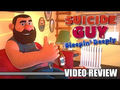 Review: Suicide Guy - Sleepin' Deeply (Steam) - Defunct Games
