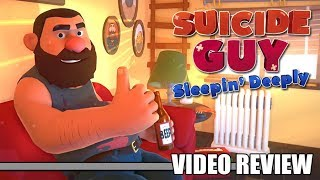 Review: Suicide Guy - Sleepin