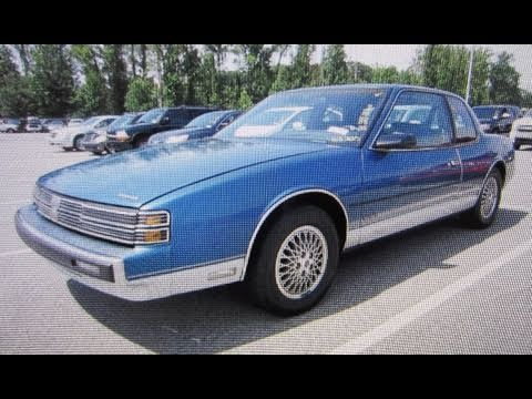 1988 Oldsmobile Toronado Start Up, Engine, and In Depth Tour