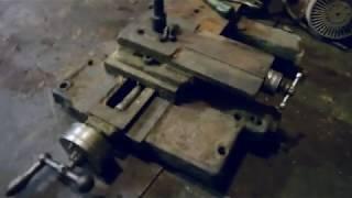 Восстановление токарного станка 1Т61М ч.3