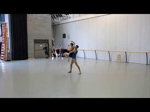 Figure In The Distance - Choreography By Tom Mattingly