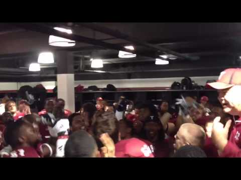 Troy Postgame Victory Fight Song - Navy Game
