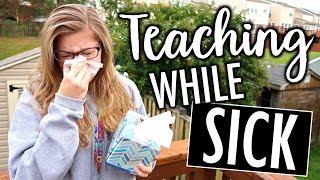 Can't Escape the Germs | Teacher Evolution Ep 7