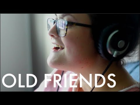 Old Friends |  Ben Rector | Cover