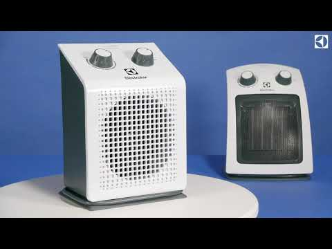 Тепловентилятор Electrolux EFH/C-5115 (видео 1)