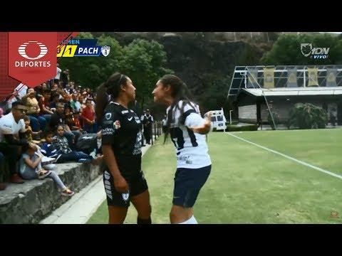 Resumen Pumas 0 - 1 Pachuca | Liga MX Femenil - J13 | Televisa Deportes