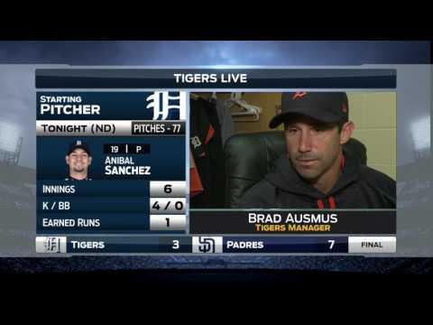 Tigers LIVE Postgame 6.24.17: Brad Ausmus