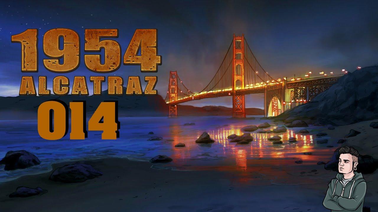 Die Flucht Von Alcatraz