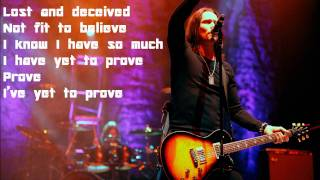 Make it Right by Alter Bridge Lyrics