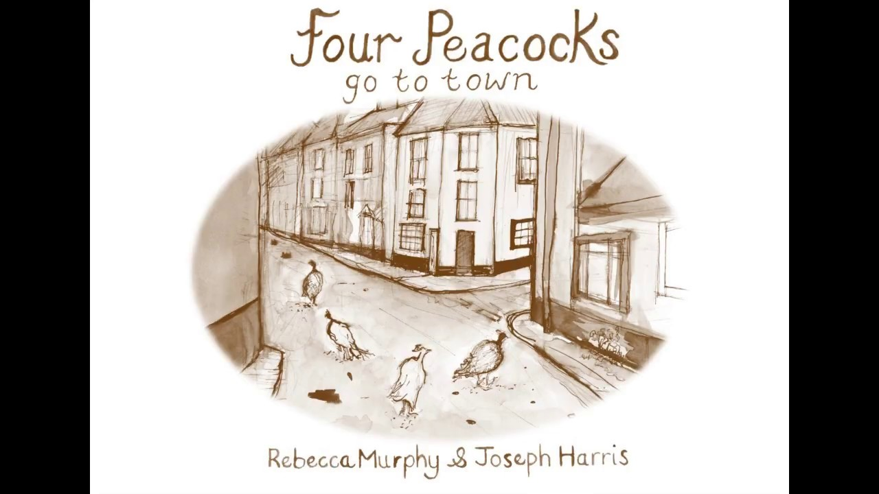 'Four peacocks go to town' read by Joseph Harris