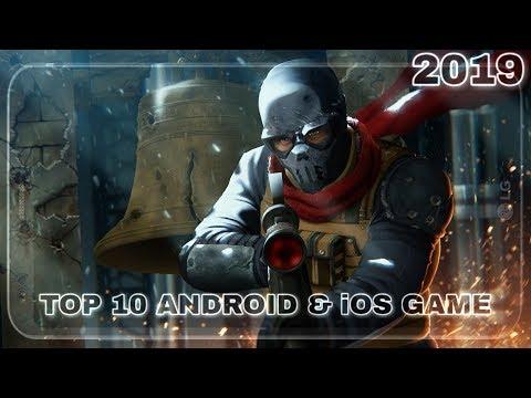 !!! ТОП 10 !!! С КРАСИВОЙ ГРАФИКОЙ НА Android & IOS (Online/Offline) New Game 2019 (Google Play)