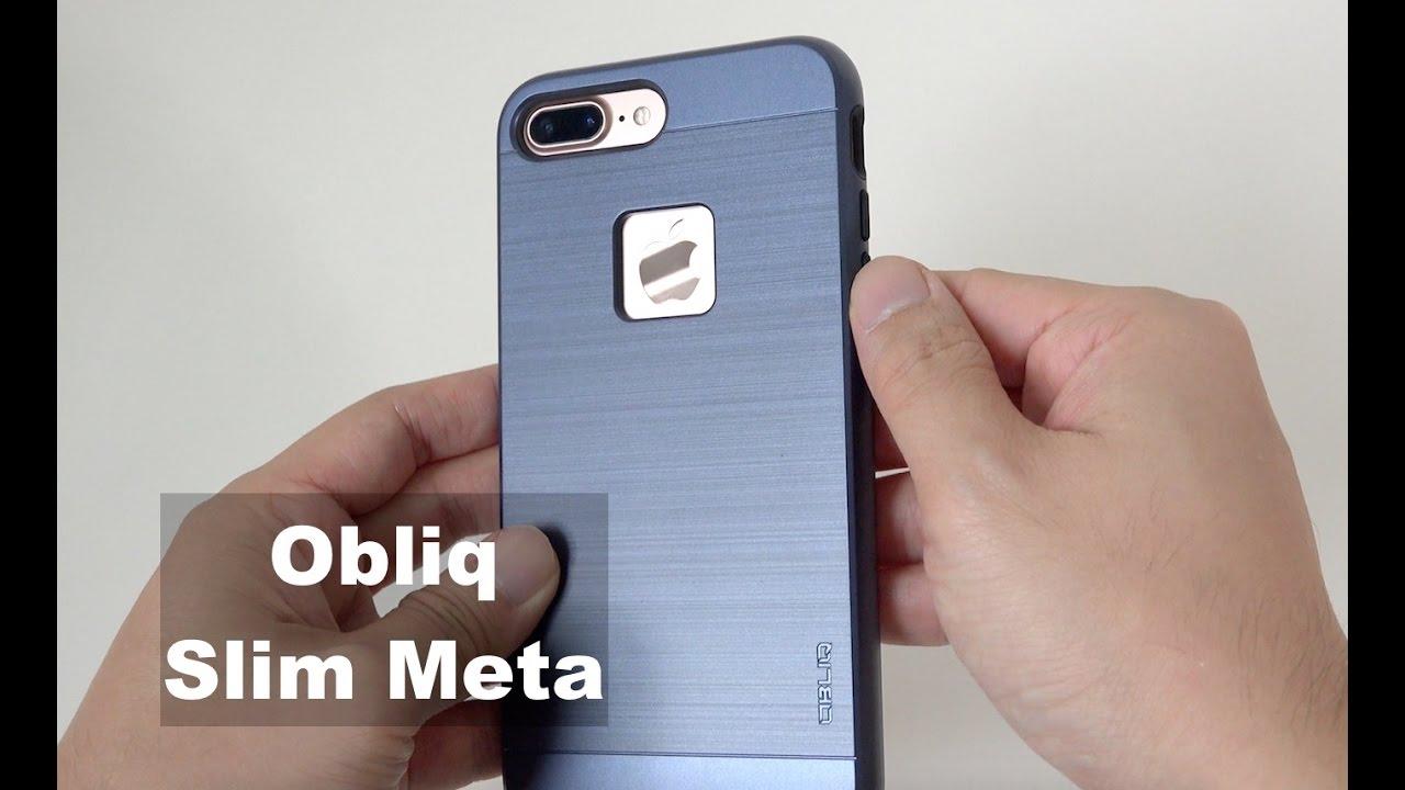 obliq iphone 7 plus case