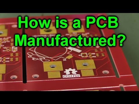 EEVblog #939 - How Is A PCB Manufactured?