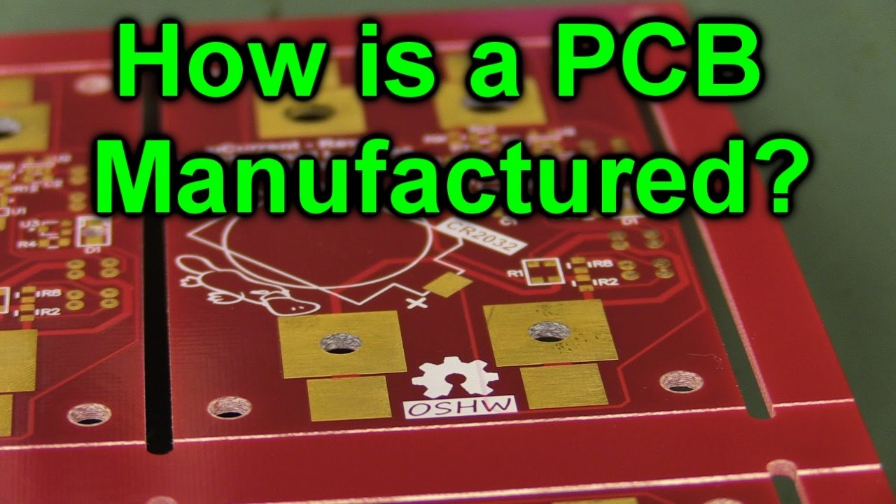 Eevblog 939 How Is A Pcb Manufactured Youtube Assembly Manufacture Electronic Circuit Board China Buy