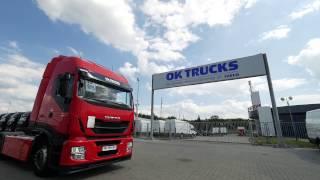 Iveco abre el primer centro Ok Trucks en España