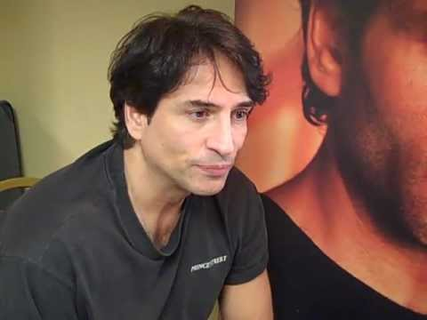 VINCENT SPANO Interview with METAL RULES! TV Part 1 OVER THE EDGE/LAW & ORDER SVU/RUMBLE FISH