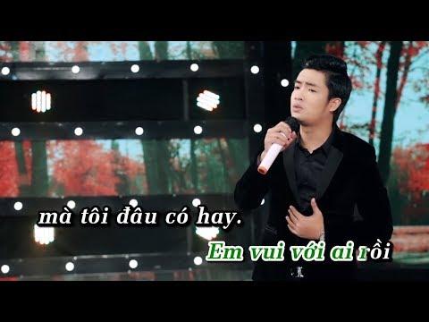 [KARAOKE] LK Đoạn Tuyệt & Xin Em Đừng Khúc Vu Quy - Thiên Quang