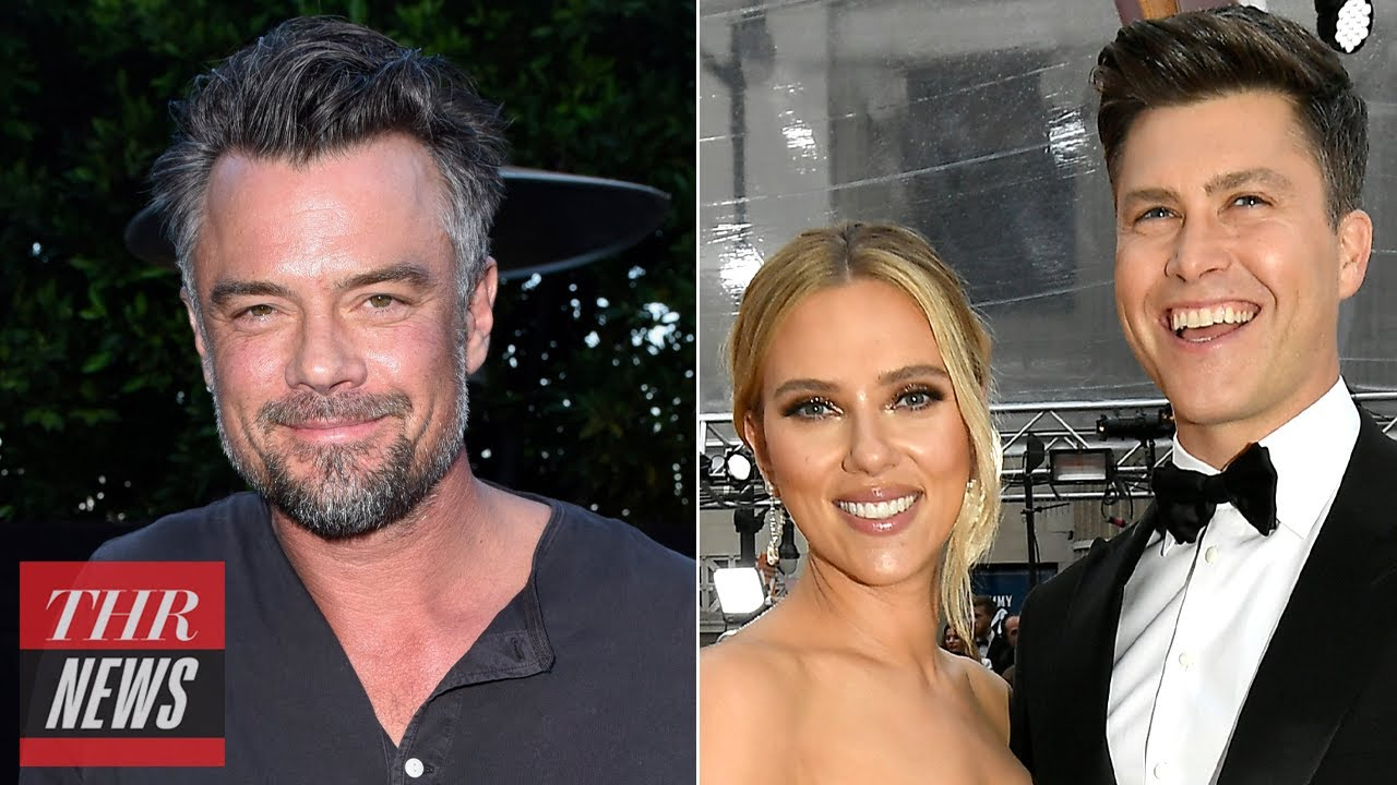 Scarlett Johansson and Colin Jost Get Married, Josh Duhamel to Star in New Heist Thriller | THR News