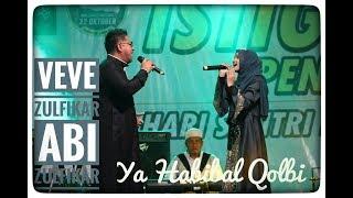 Ya Habibal Qolbi - Veve Zulfikar & Abi Zulfikar -  live Pekalongan 2018