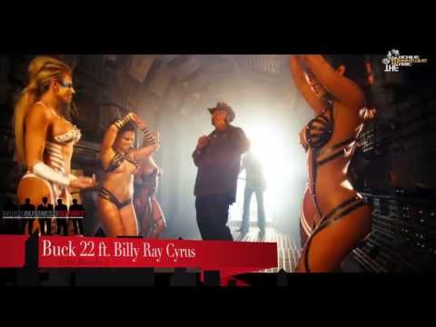 Billy Ray Cyrus - Achy Breaky Heart 2  Buck 22 (Official video )
