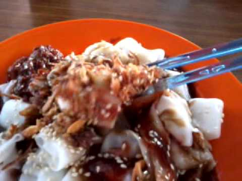 Penang Best Ever Food, Chee Cheong Fun@Rice Noodle Roll
