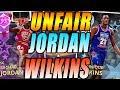 NBA 2K18 MYTEAM DIAMOND DOMINIQUE WILKINS & AMETHYST MICHAEL JORDAN GAMEPLAY! CAN THEY CLUTCH IT!?