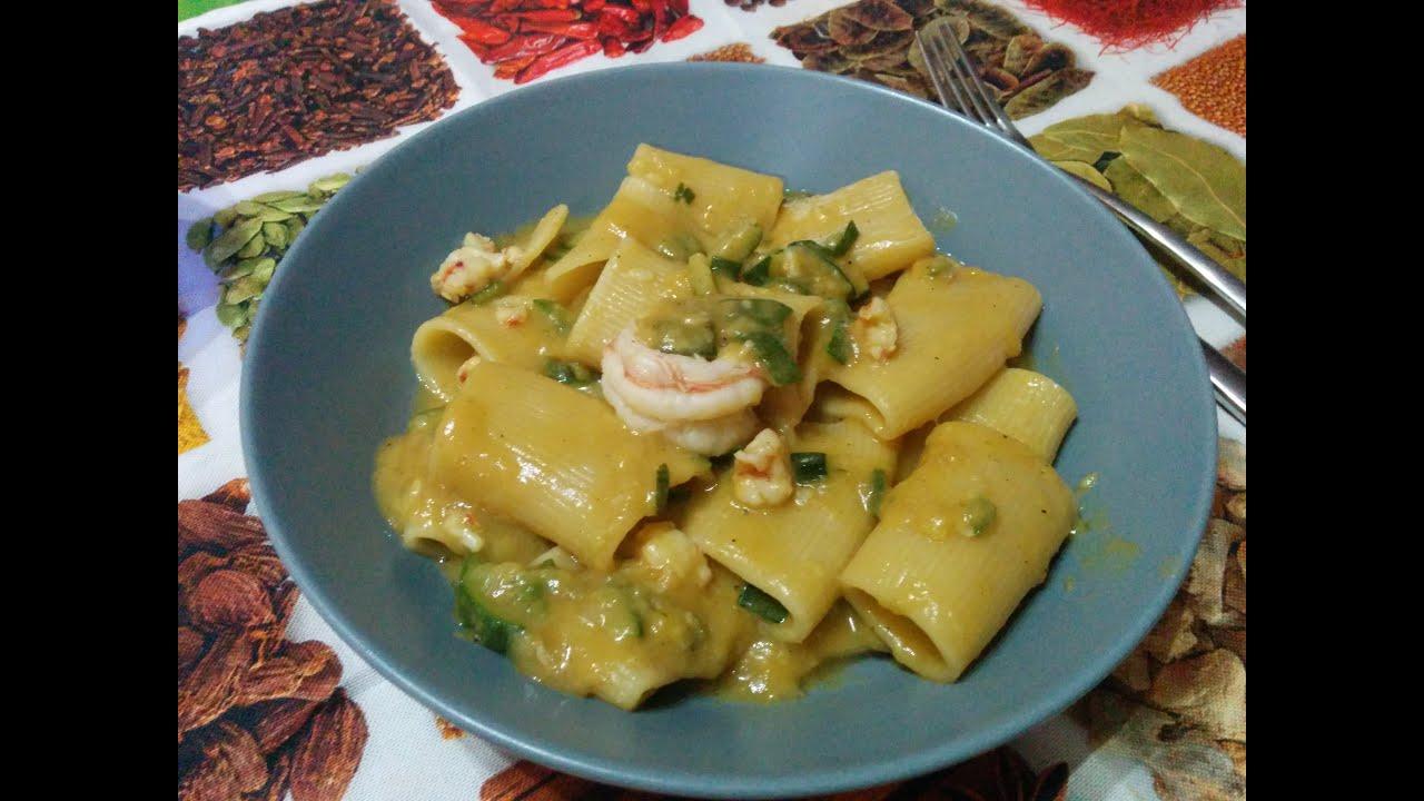 Pasta gamberetti e zucchine ricetta facile e veloce di for Ricette facili dolci
