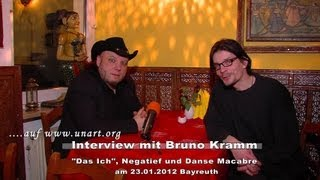 UnArt Live TV - Interview Bruno Kramm, Bayreuth 2012