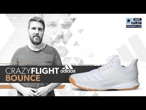 Adidas Crazyflight Bounce 3 - Review Handballschuhe 2019/20 ...