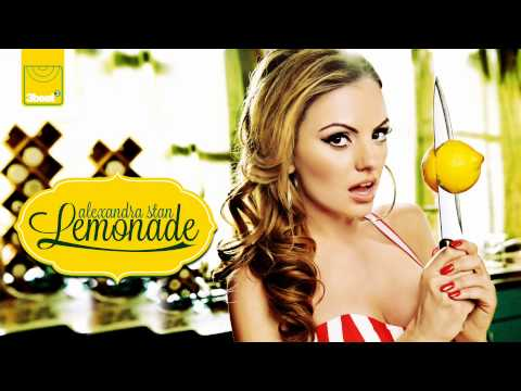 Alexandra Stan - Lemonade (Cahill Edit) HD **OUT NOW ON ITUNES**
