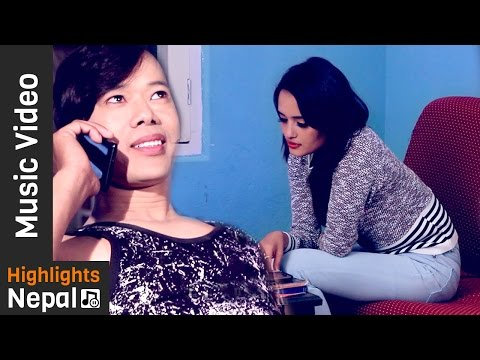 Pahilo Pahilo Maya ( Barsat) - New Nepali Romantic Song 2016/2073   Omkar Pradhan   Sittal Basyal